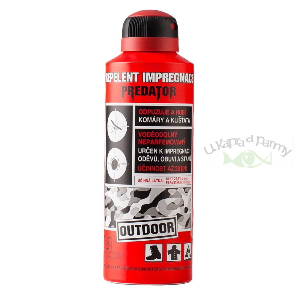 REPELENT IMPREGNACE Predator Outdoor – 200 ml