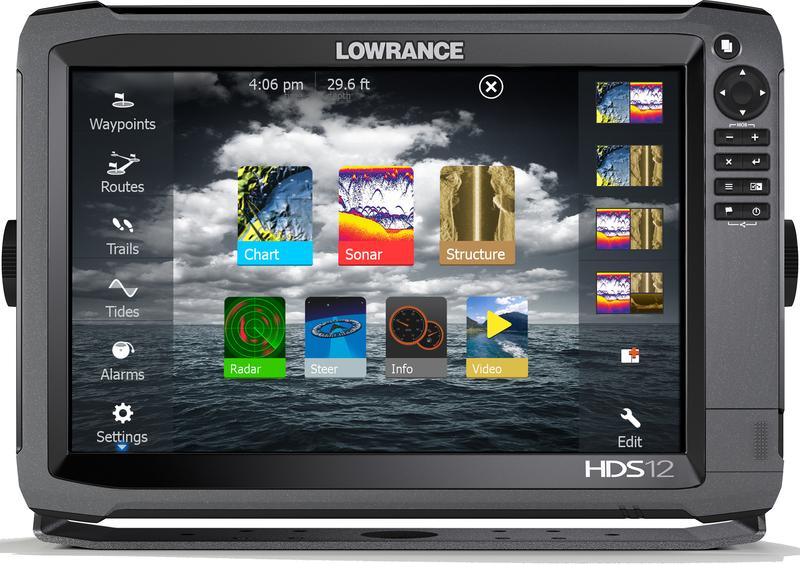 Lowrance HDS-12 Gen3 bez sondy
