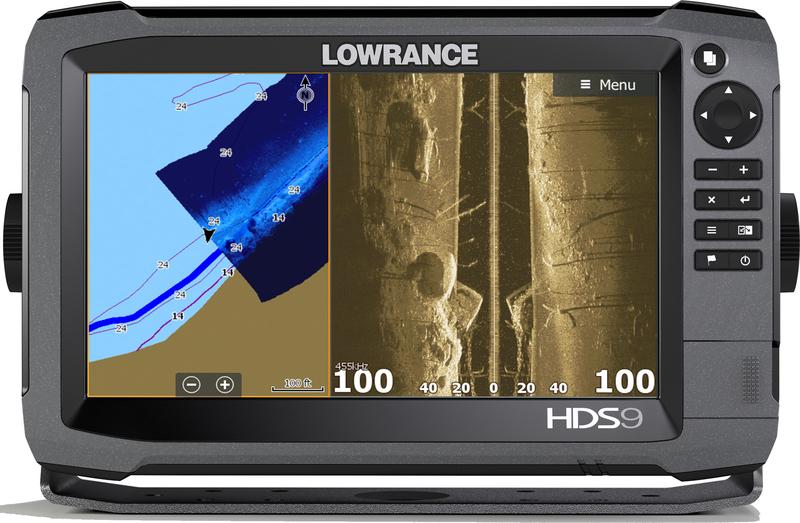 Lowrance HDS-9 Gen3 ROW bez sondy