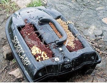 Zavážecí loďka Sportcarp Profi 2,4GHz