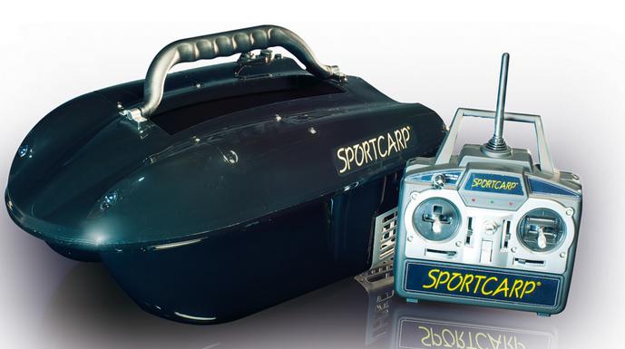 Zavážecí loďka Sportcarp 3 - Smart - 2,4 GHz
