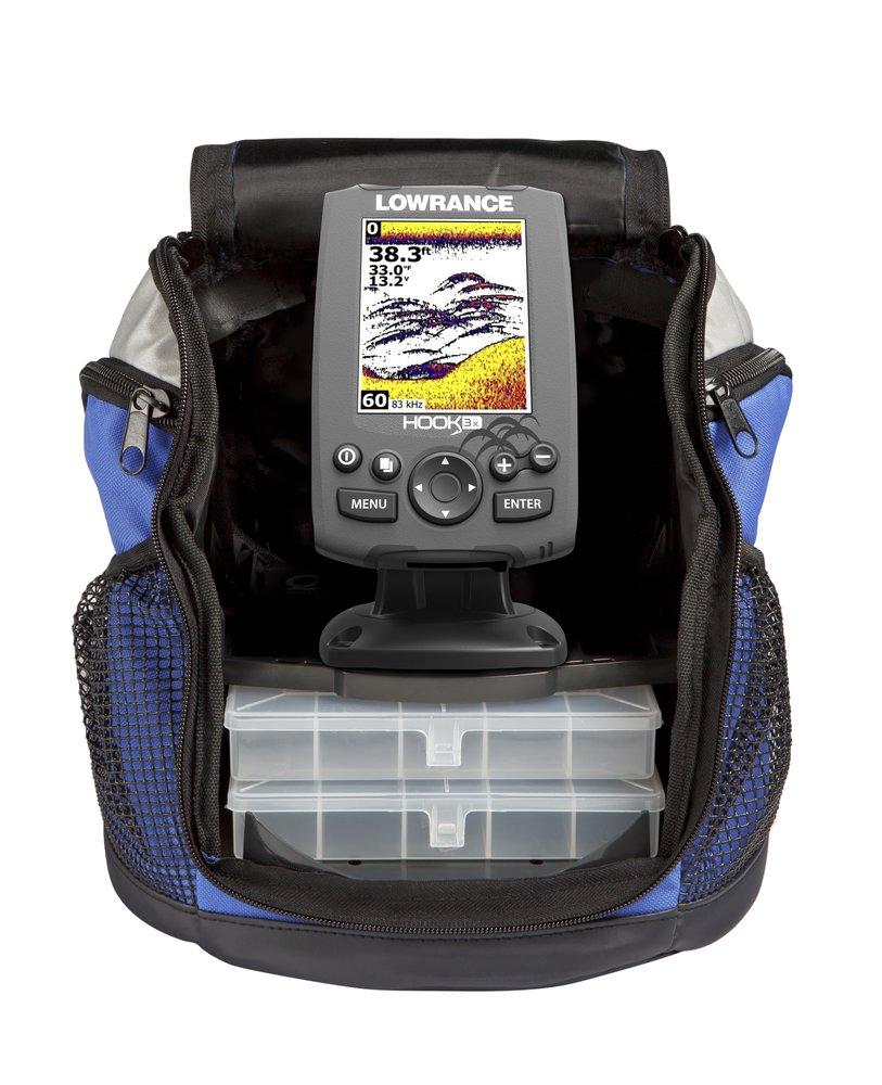 Hook-3X ALL-SEASON FISHFINDER PACK s 83/200