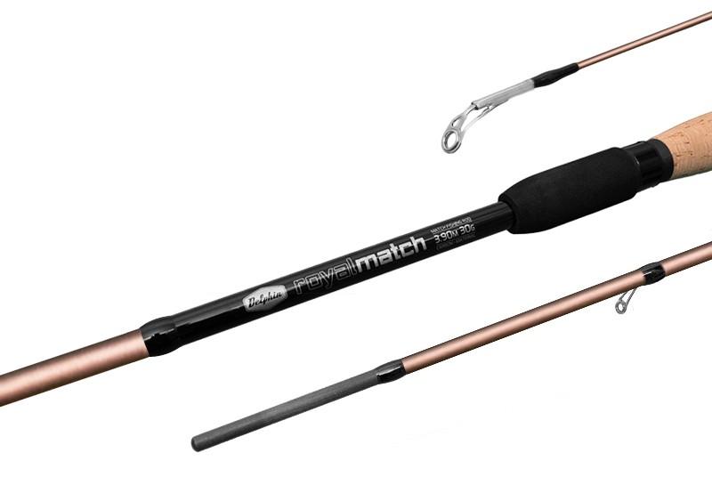Delphin LEGIA Match 390cm / do 30g