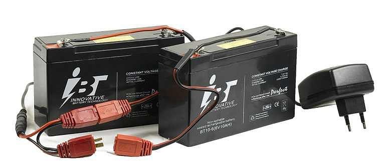 Náhradní baterie pro zavážecí lodičku Carp Scout