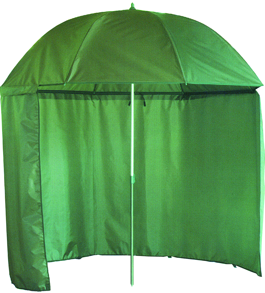JSA fish - Deštník s bočnicí - PA 250cm