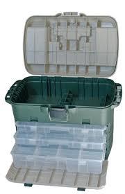 JSA fish - Multifunkční plastový box - velký
