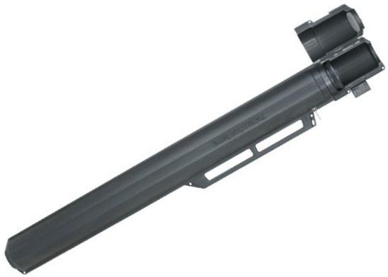 JSA fish - Tubus na pruty - plastový 160 x 15